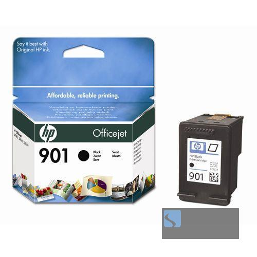 Cartus Original BLACK NR.901 CC653AE HP OFFICEJET J4580