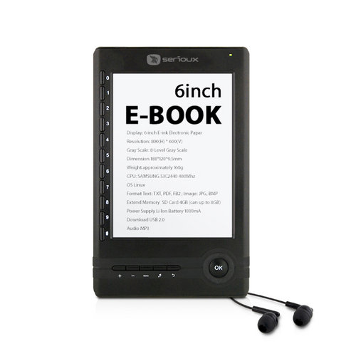 eBook Reader Serioux DigiBook E10